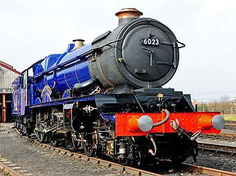 Loco Sound for GWR King 4 6 0