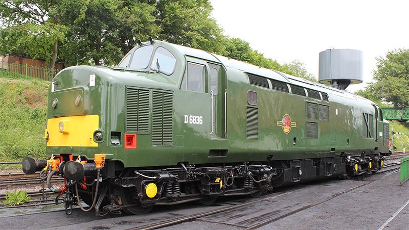 Class 37 Diesel DCC Sound Decoder by Locoman