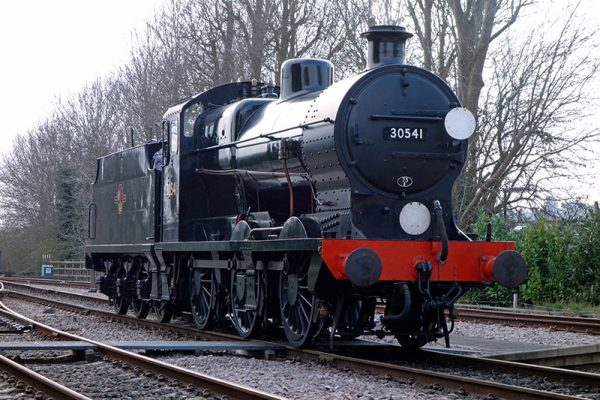 Q Class 2-Cyldinder Maunsell DCC Sound DecoderDCC Southern Region