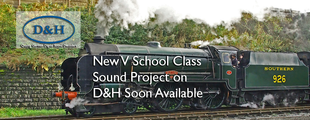 New V School ClassSound Project on D&H Soon Available