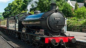 Model Railway DCC Sound Effects Q6 Freight Locomotive